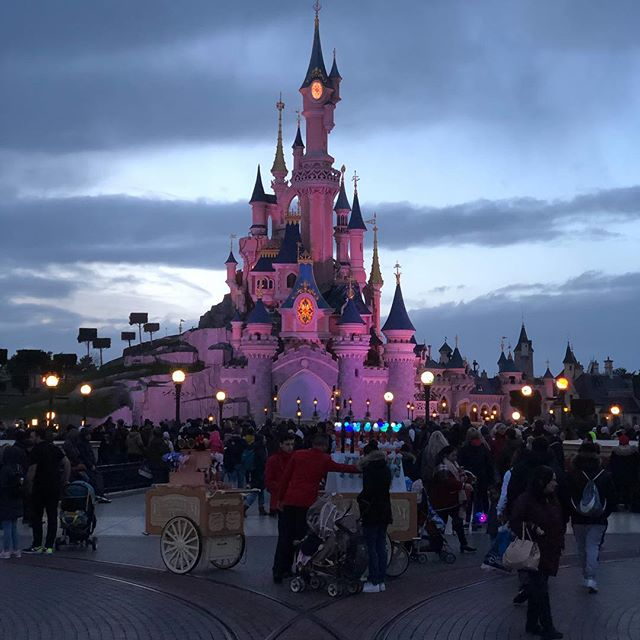 """""""The Theme Park grind never stops"""" - Someone of little historical relevance #crossingthepond  Disneyland, Paris - Wednesday, 13 March @allisoncawthon  Universal Studios, Orlando - Saturday, 16 March @mooasauraus"""