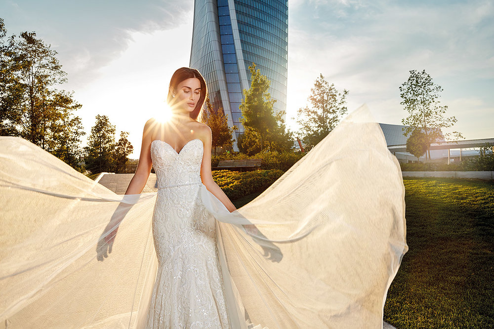 SKY BY EDDY K    SHOP NEW BRIDAL LINE