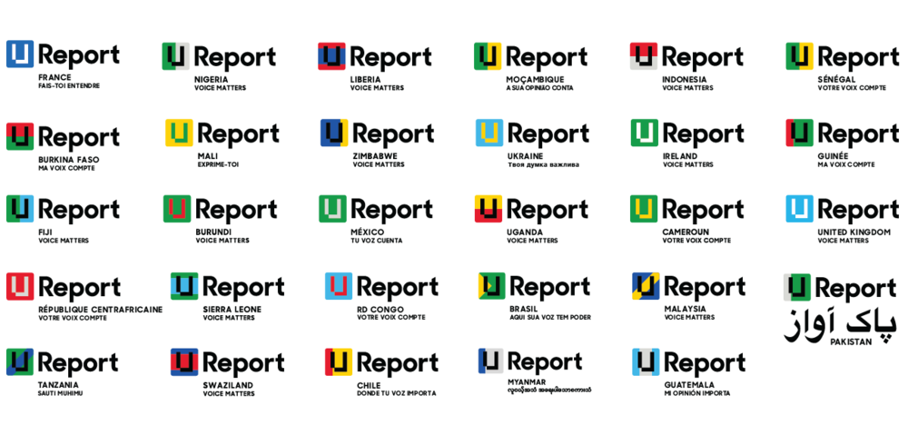 U-Report is a mobile phone, text based service designed to give young people a chance to voice their opinions on issues that they care about in their communities, encourage citizen-led development, and create positive change.