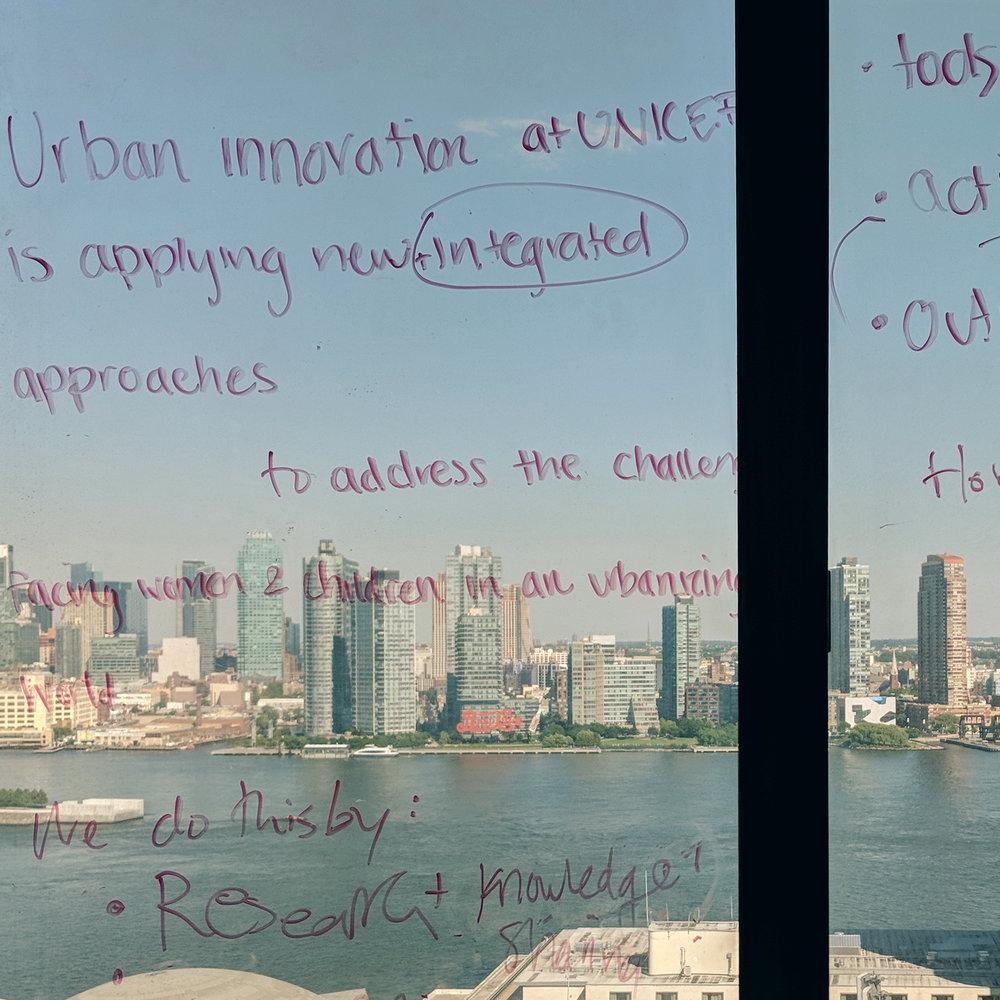 Aligning the Urban Innovation Team -