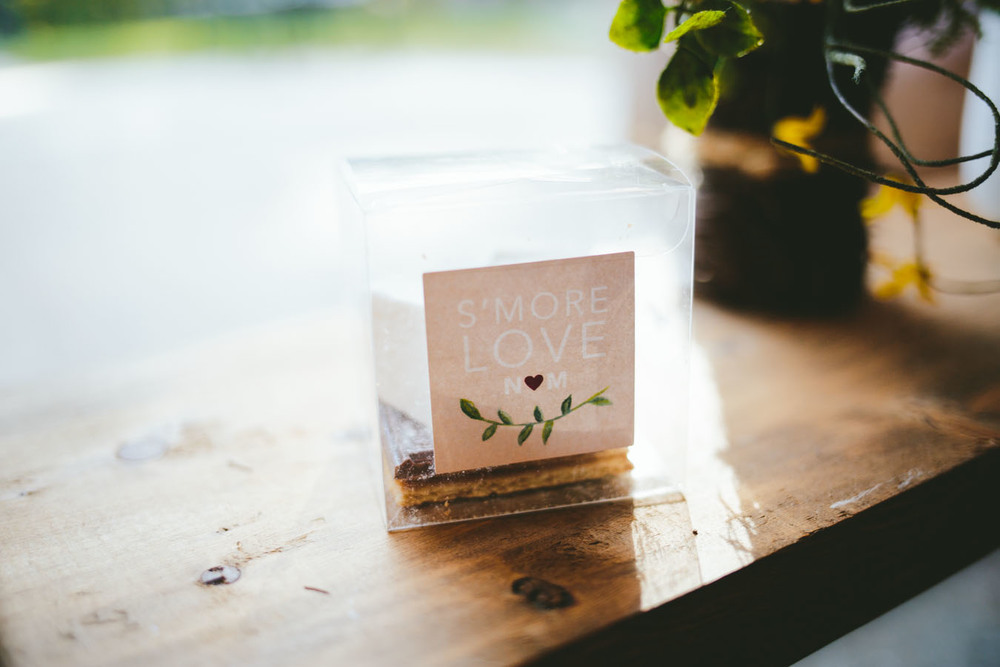 Flyover Design Co — S'more Favors