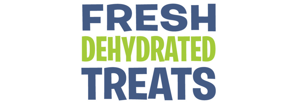 Fresh Dehydrated Treats