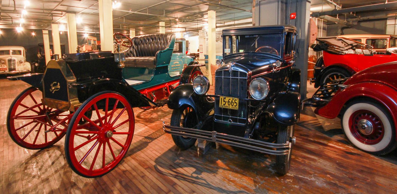 Canadian Automotive Museum - Classic car museum