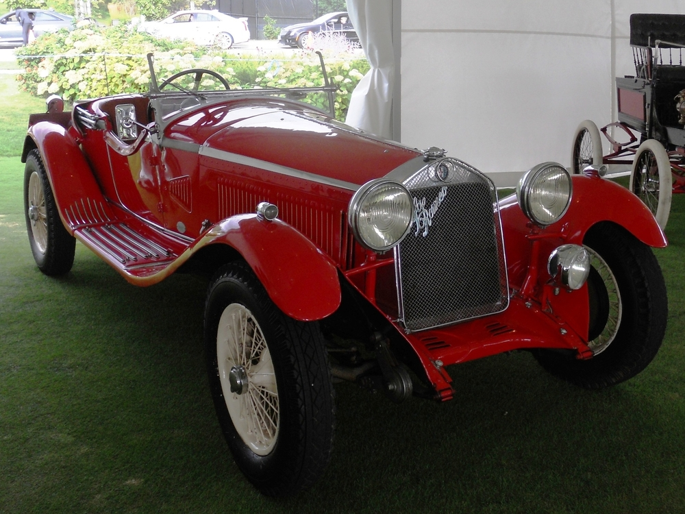 1931 Alfa Romeo