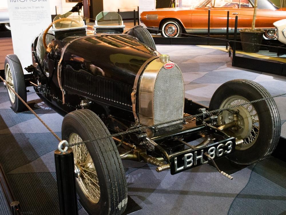 1928 Bugatti Type-37