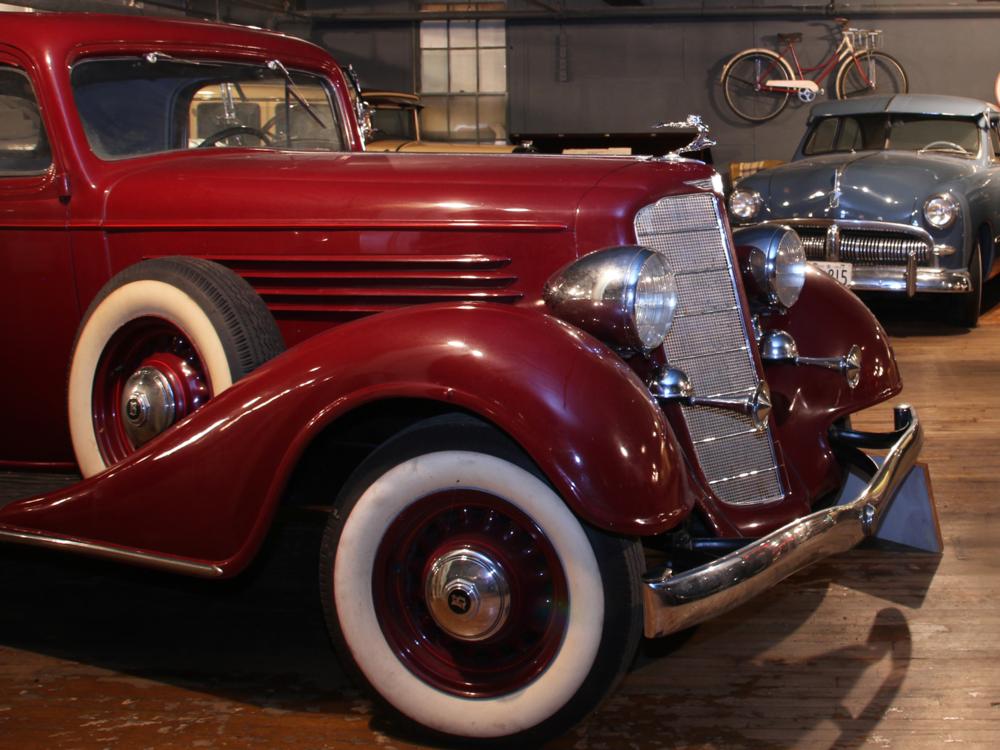 1934 McLaughin Buick