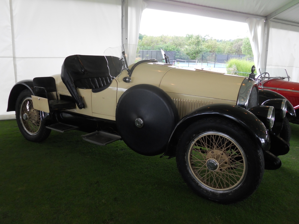 1921 Kissel Gold Bug