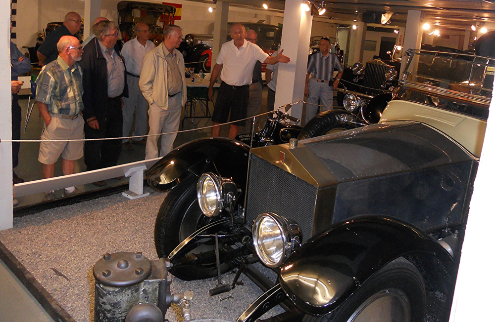Tours of the Canadian Automotive Museum galleries bring out the stories behind the cars.