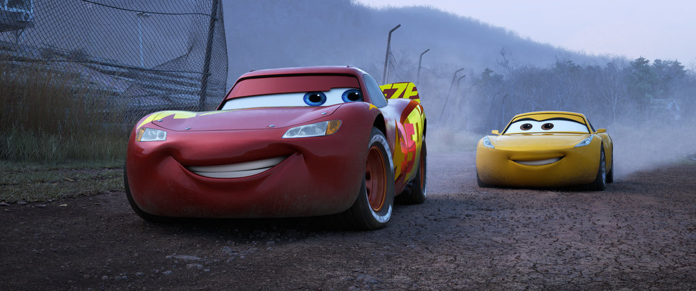 Cars 3  ©2017 Disney/Pixar