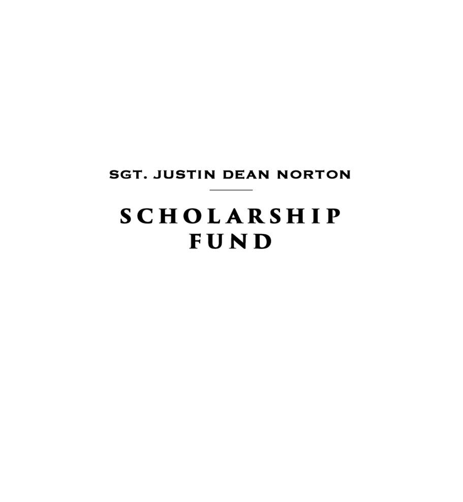 SGT Justin D. Norton