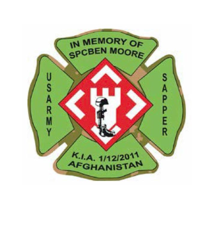 SPC Benjamin G. Moore