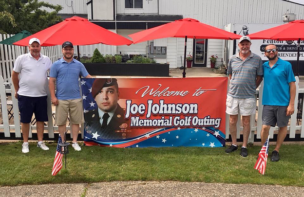 Your support helps fund events like this brand new golf fundraiser for A Hero's Legacy - The Joe Johnson Foundation. Another successful Gold Star Family event! #toastahero #makeadifference #neverforgotten