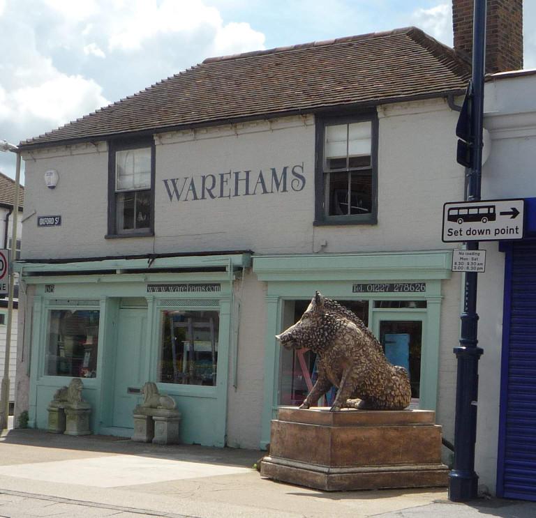 Warehams-whitstable