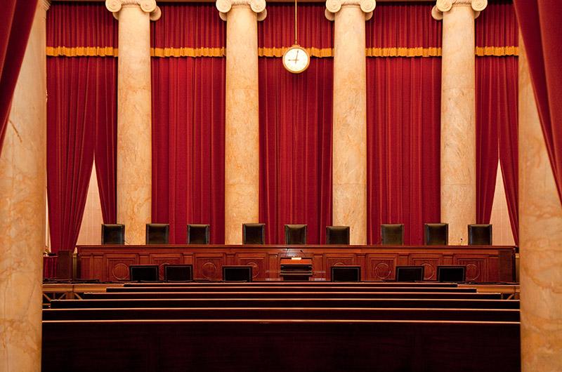 Supreme Court Chambers