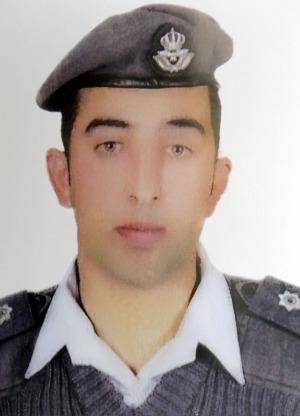 JordanianPilotLieutenant Kasasbeh