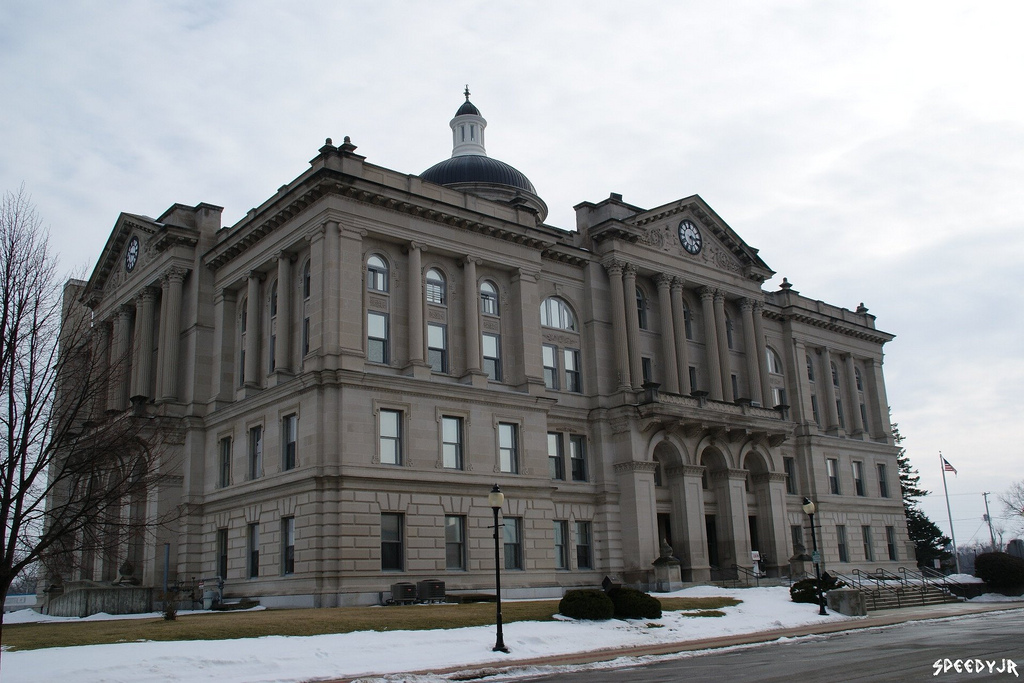 Huntington County Courthouse