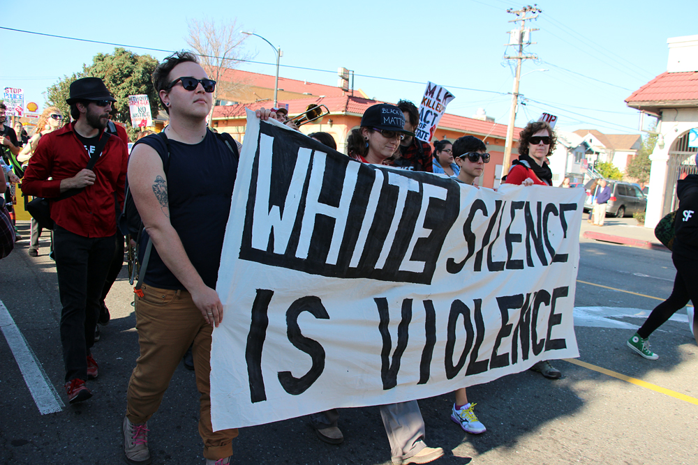 white-silence-violence