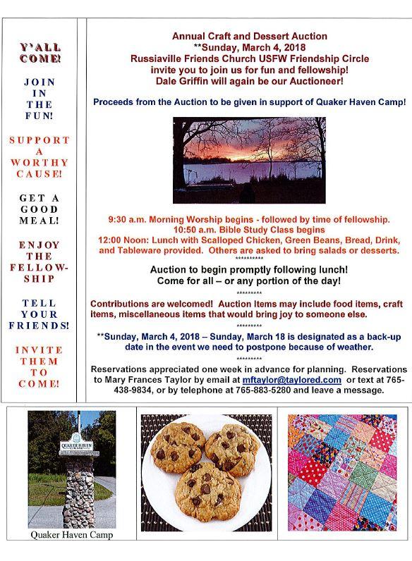 Russiaville Dessert Auction.JPG