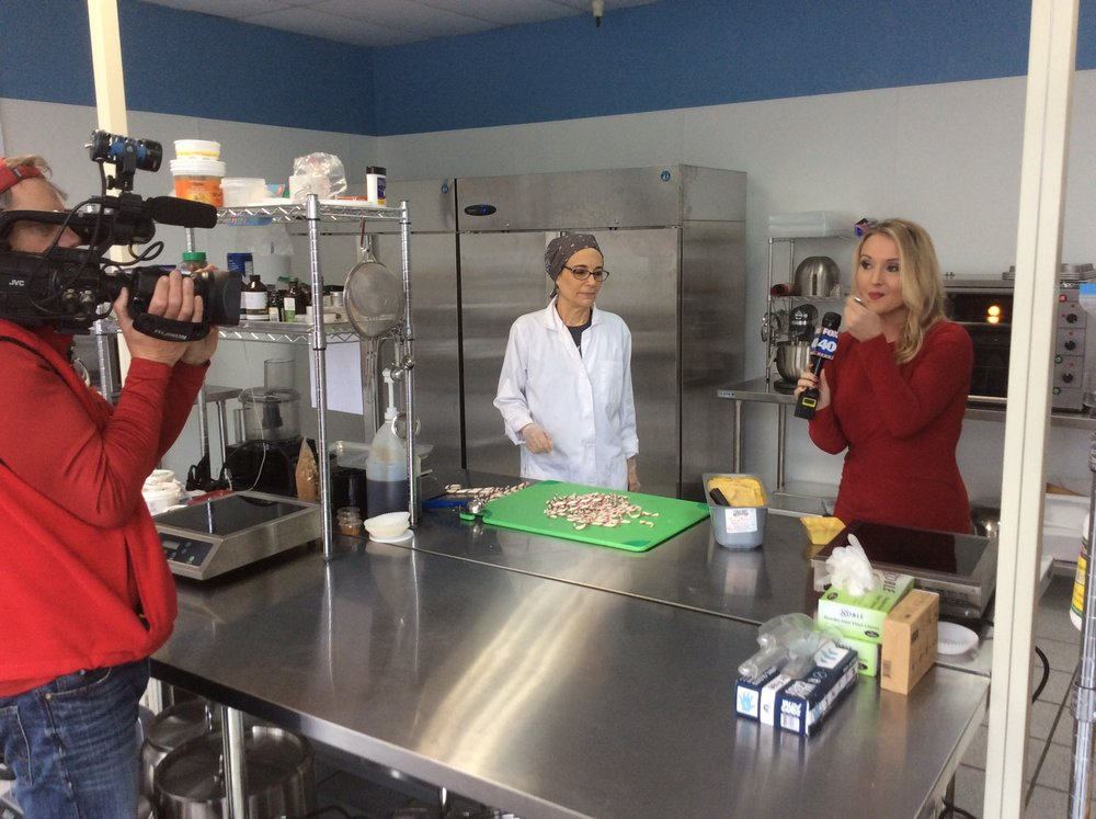 Fox 40 News Conscious Creamery Interview — Conscious Creamery