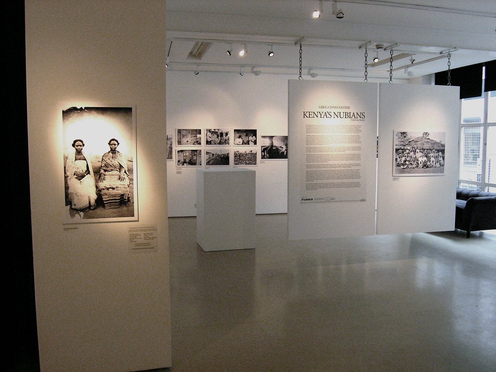 HOST Gallery - London, UK (Kenya's Nubians: Then & Now)