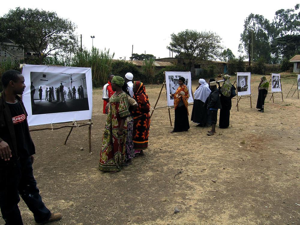 Kibera Slum - Nairobi, Kenya (Kenya's Nubians: Then & Now)