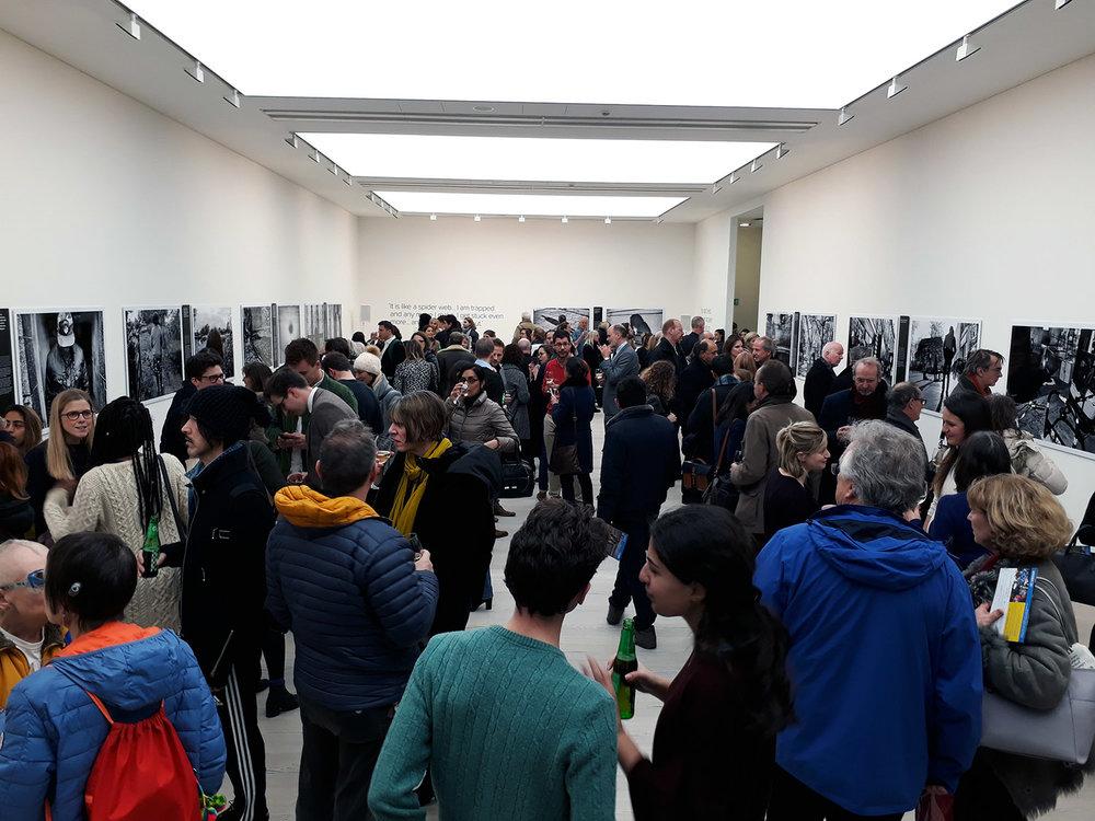 Saatchi Gallery, London, UK