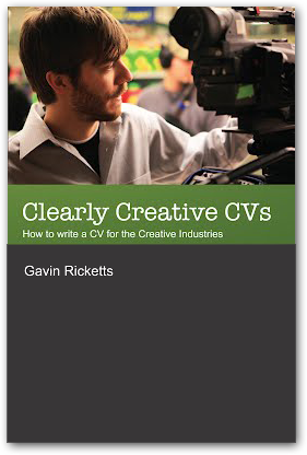 Clearly Creative CVs is available from bookshops and online retailers, list price £12.99.
