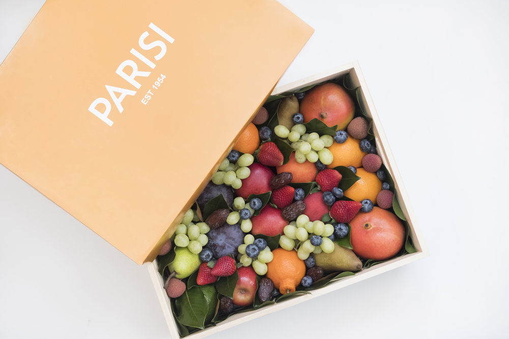 Fresh Fruit - Gift Box & Fresh Fruit - Gift Box u2014 Parisi