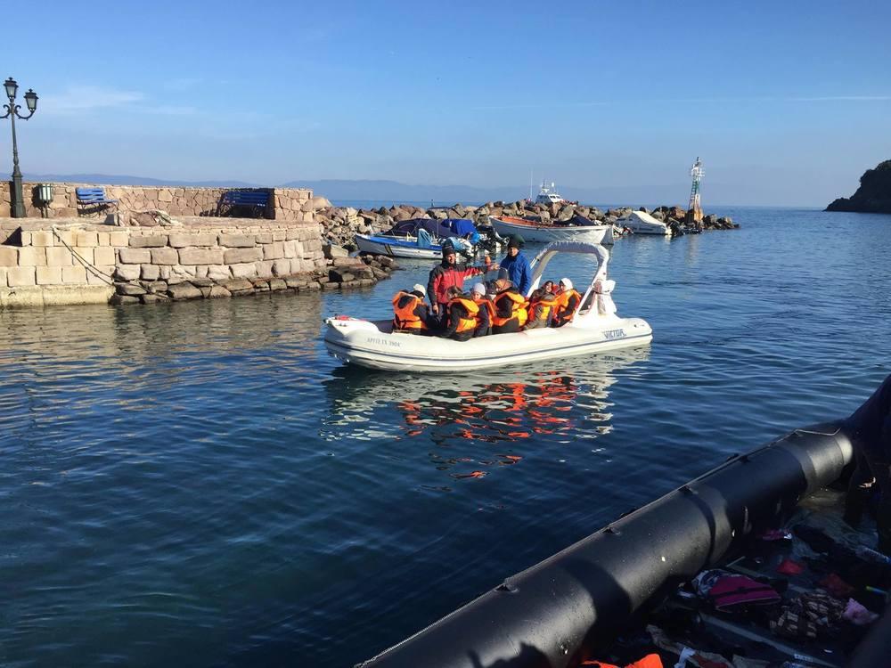 Platanos rescue rib: Nov 2015 - Mar 2016