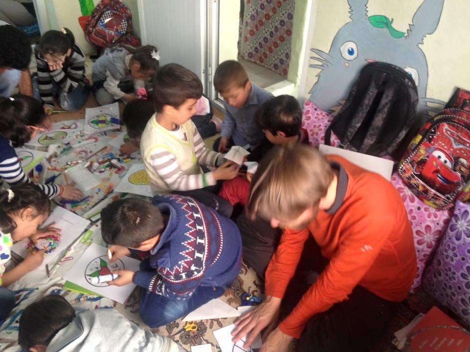 Izmir School in Turkey: Active