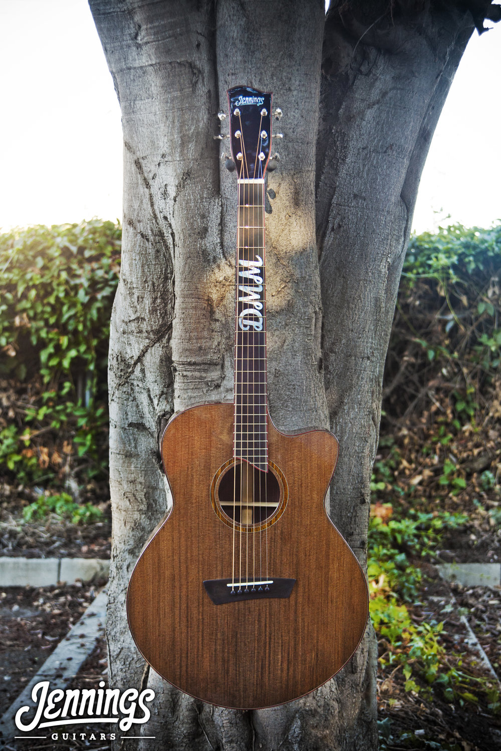 Sinker Redwood, Indian Rosewood Acoustic