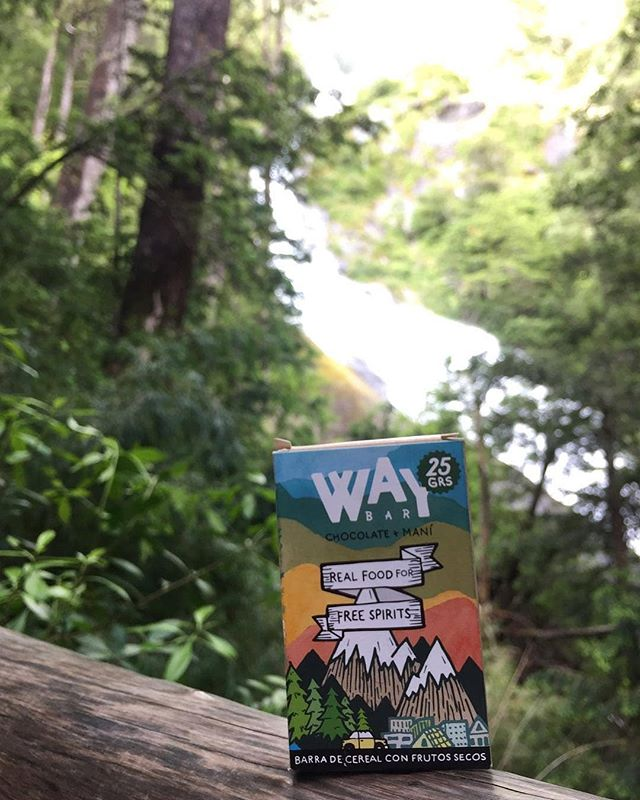 #Repost @navarretedaniela1 ・・・ Mi snack diario! @thewildfoods . .  #thebestsnack  #waybar  #mequitaelhambre  #mehacefeliz  #trailrunning  #trailrunninglife . .