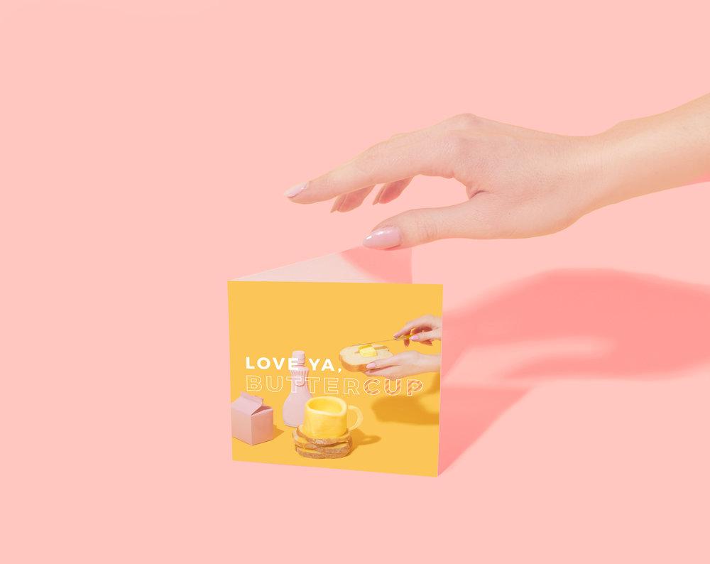 5. Love Ya, Buttercup