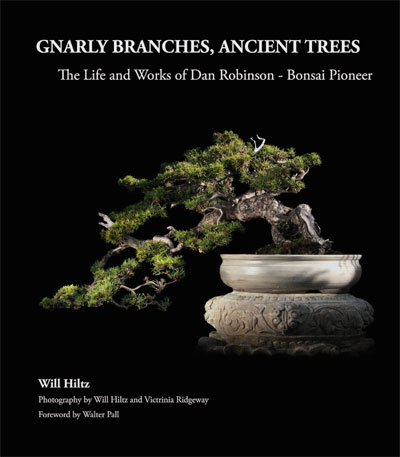 "this long awaited book was recently called ""one of the most important (and beautiful) bonsai books ever published."" Get your signed copy today."