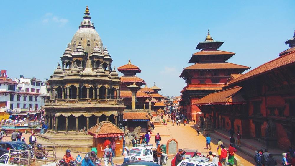 Patan Durbar Square,Kathmandu