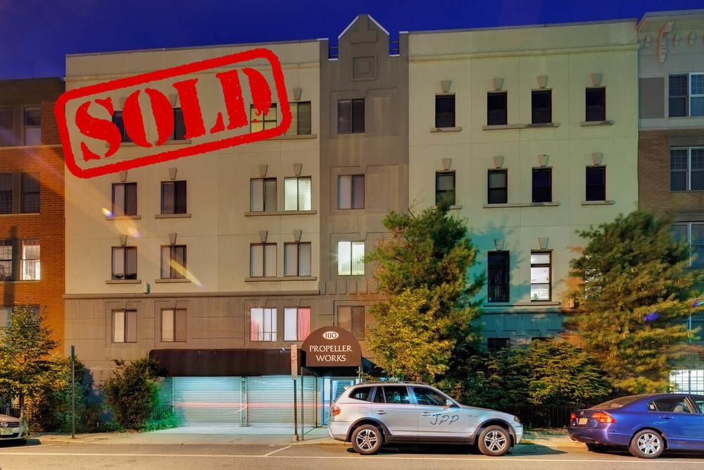 1110 clinton street #4, hoboken nj - $465,000 // sold
