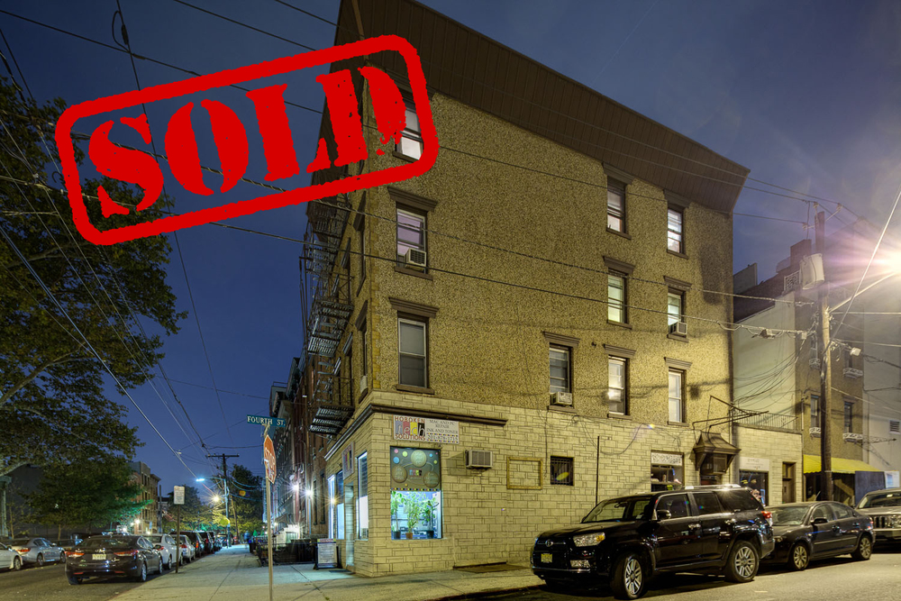 401 bloomfield street, hoboken nj // $1,820,000 sold