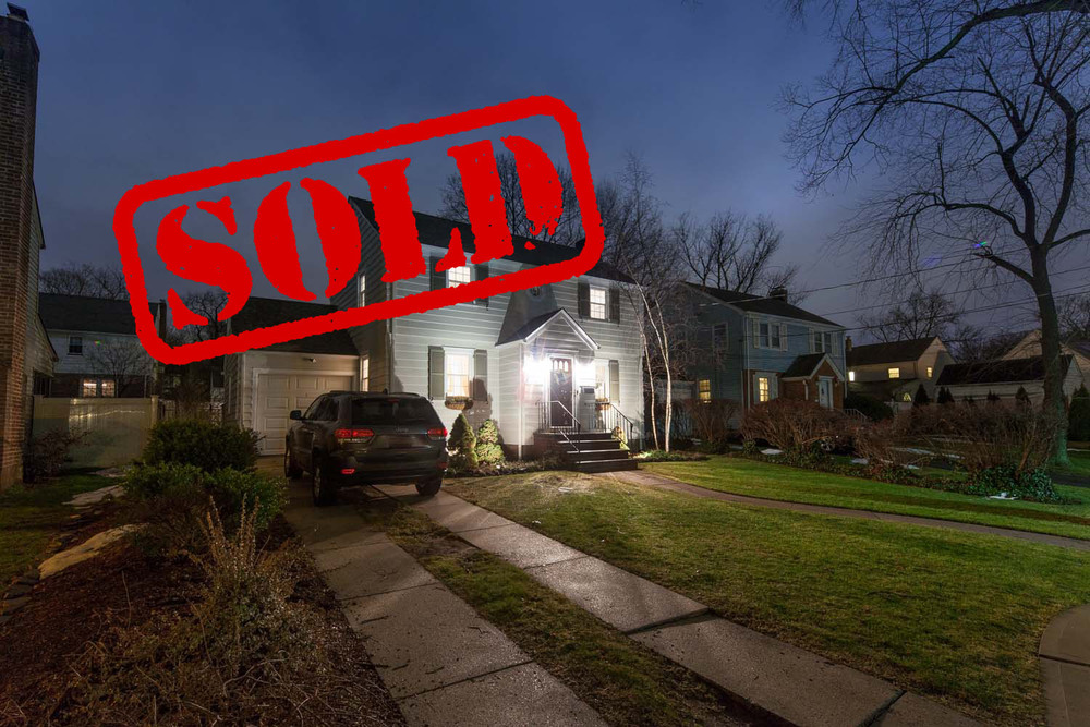 755 HARTWELL StreeT, TEANECK NJ - $330,000 // sold