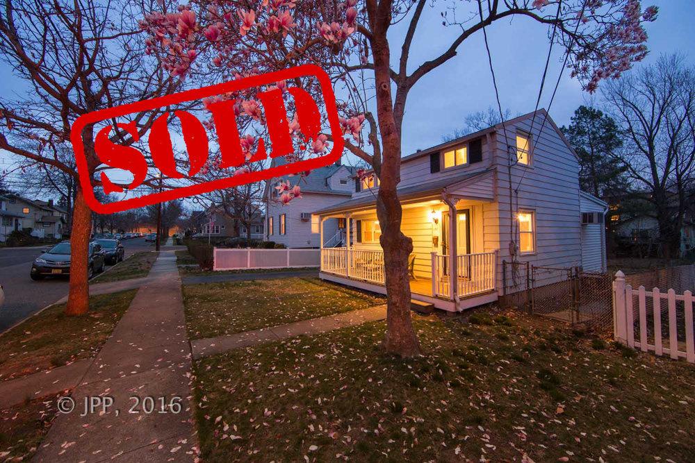 151 3rd street, ridgefield park, nj - $235,000 // sold
