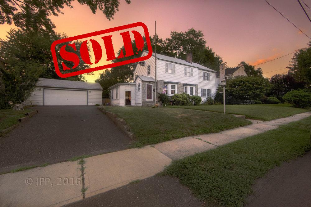 5 Bennett avenue, rochelle park nj - $415,000 // sold