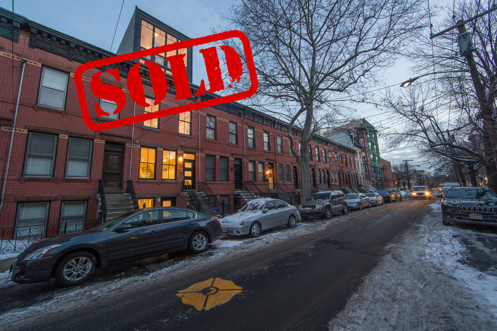 725 park avenue, hoboken nj - $3,000,000 // sold