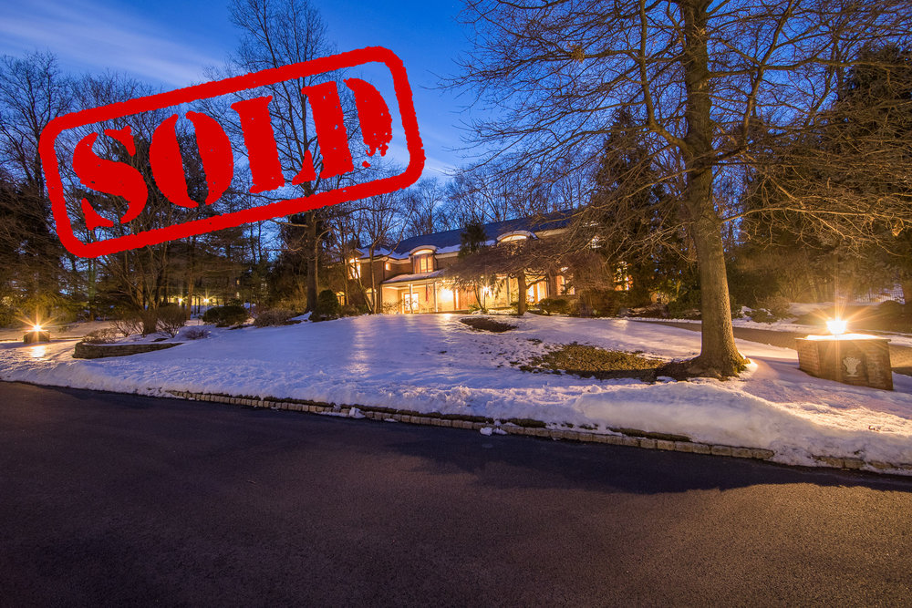 766 Wooded Trail, Franklin Lakes NJ - $1,350,000 // sold