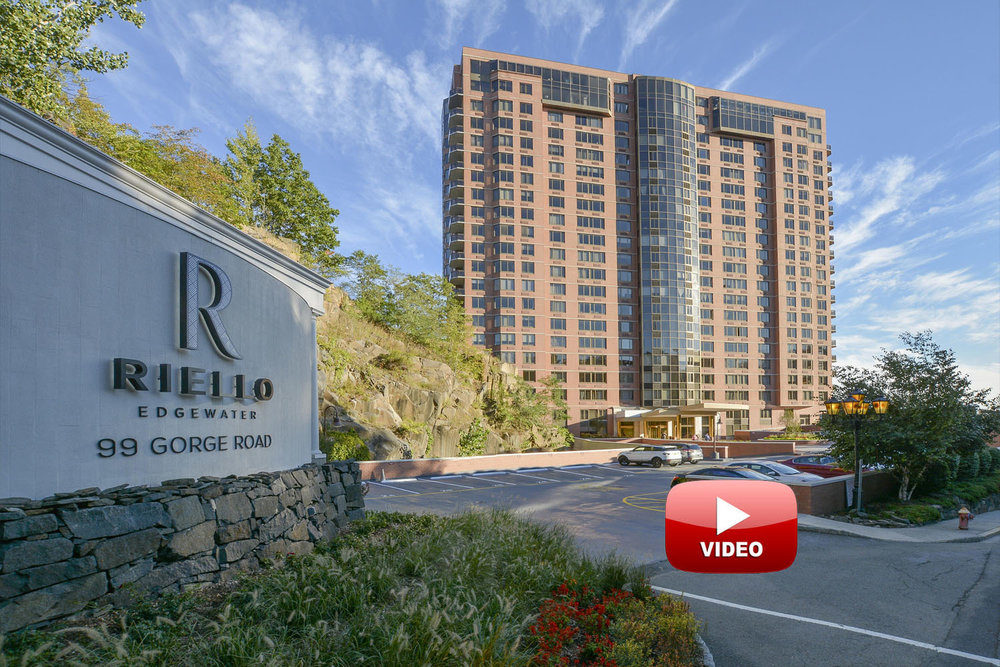 The Riello unit 2310, Edgewater nj - $3780/mo