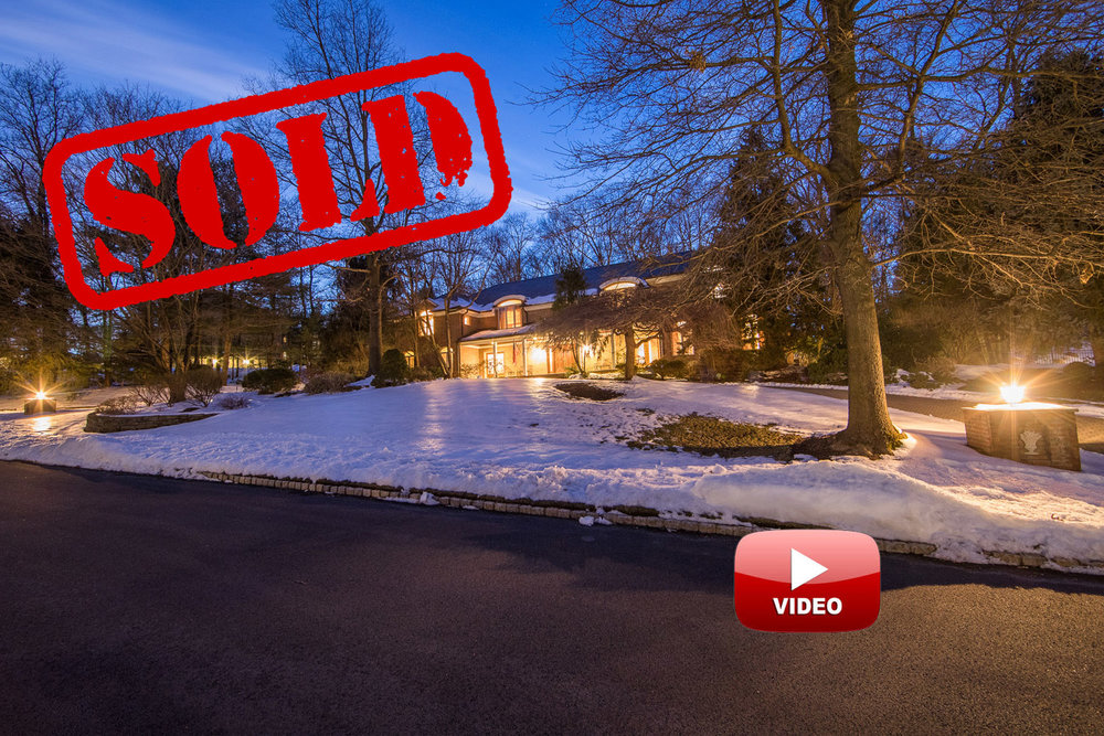 766 Wooded Trail, Franklin Lakes NJ -  // sold