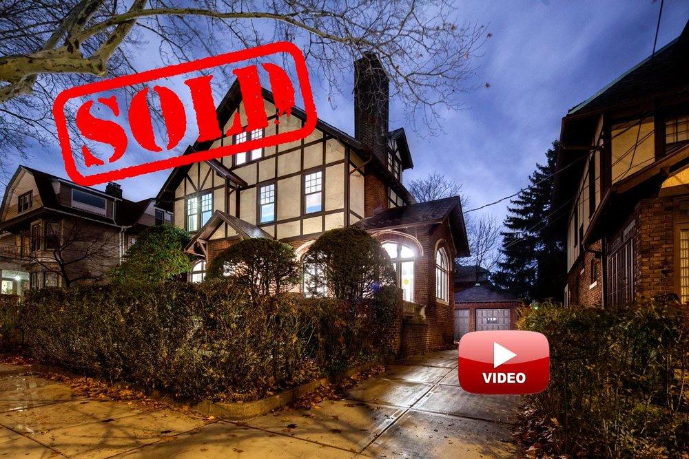 14 clifton terrace, weehawken nj - $1,560,000 // sold