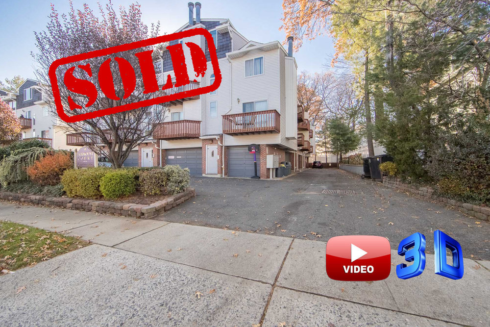 41 fairmount Ct Unit 6b, hackensack nj - sold