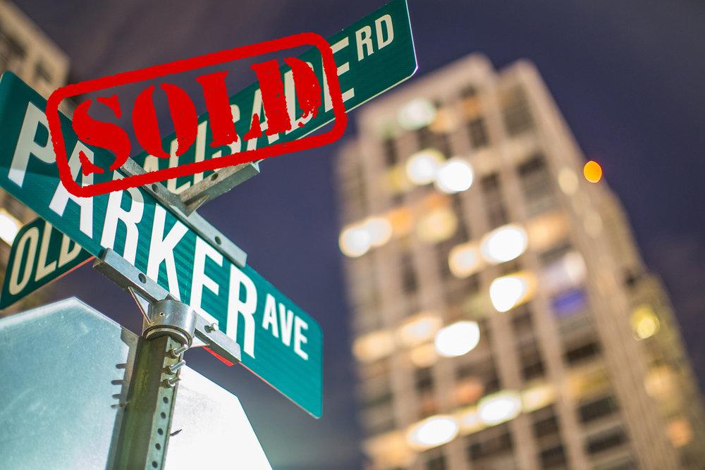 1600 parker avenue, fort lee NJ - 4 units // sold