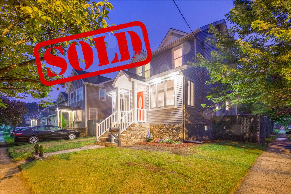 21 Jackson place, lyndhurst NJ // sold