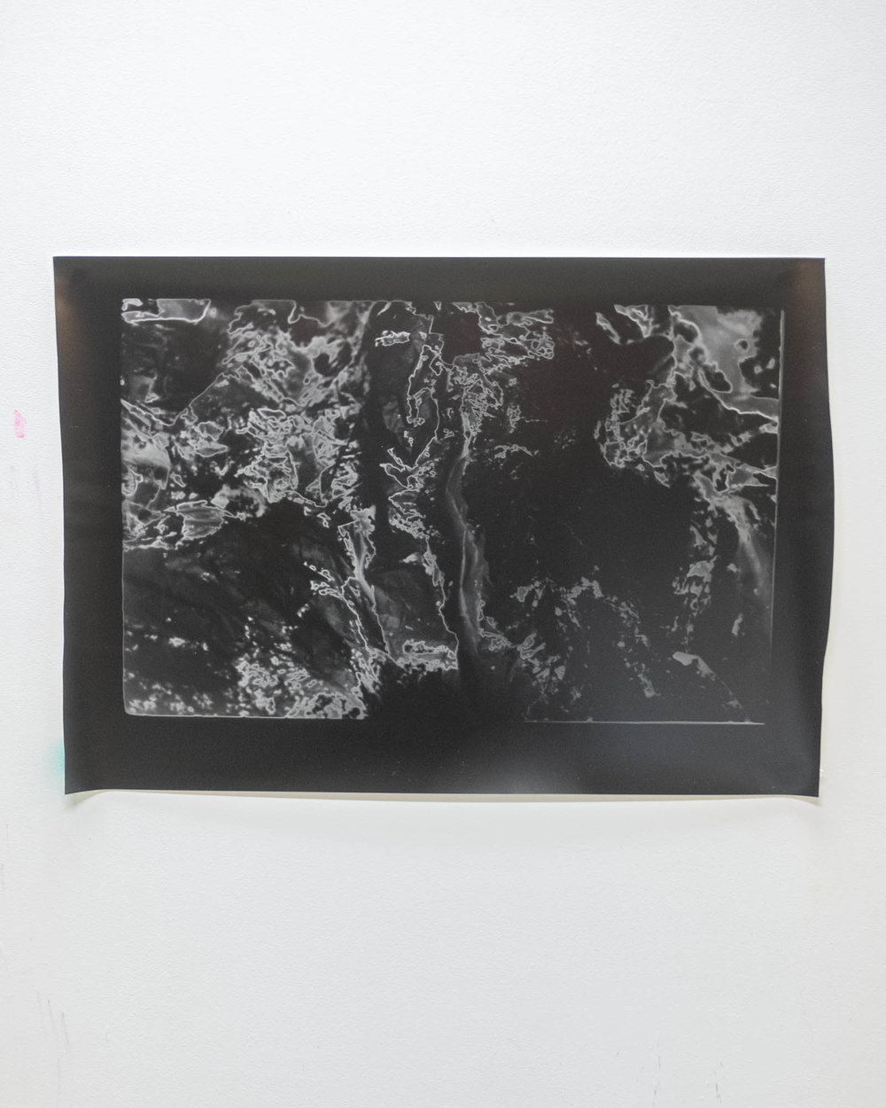 "Silver gelatin print  20""x40""  2018"