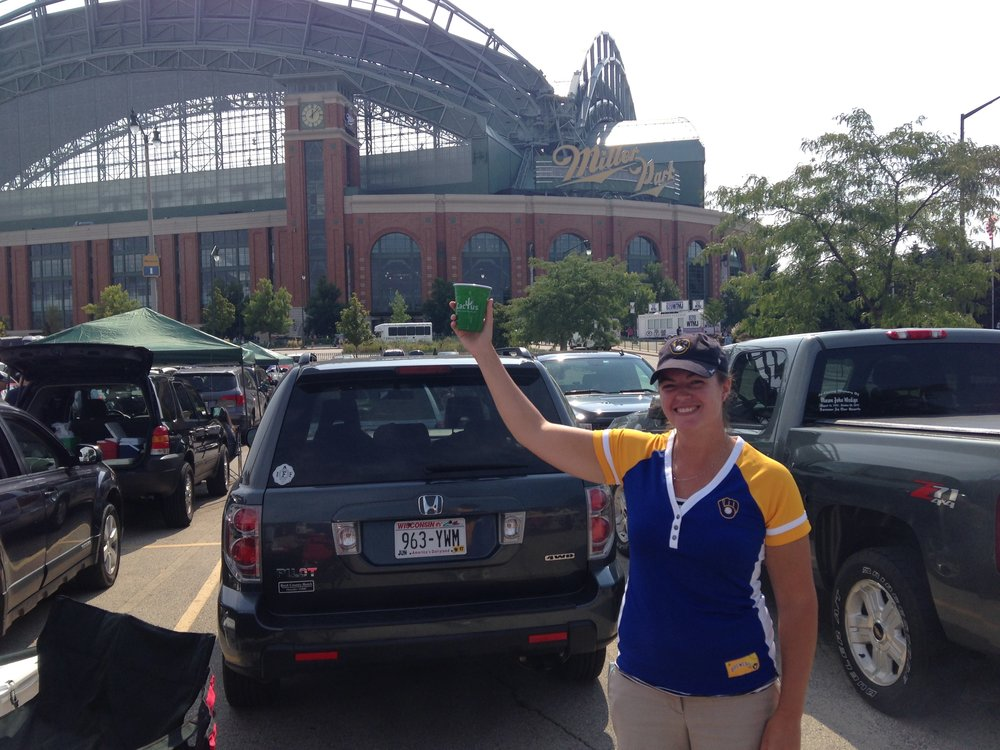 Miller Park, Milwaukee